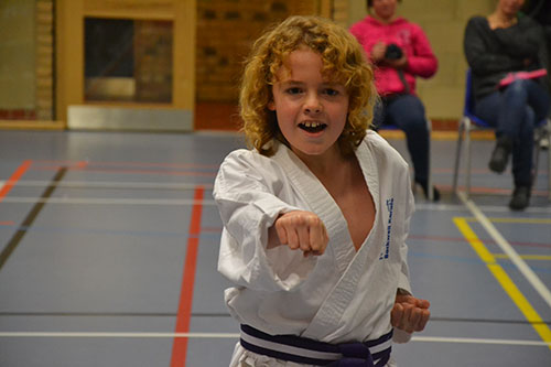 Competitor at the Bill Winfield Memorial competition, November 2013